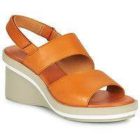 Pantofi Femei Sandale și Sandale cu talpă  joasă Camper KIR0 Camel