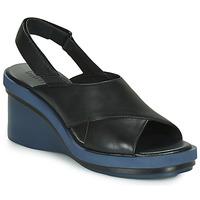 Pantofi Femei Sandale și Sandale cu talpă  joasă Camper KIR0 Negru