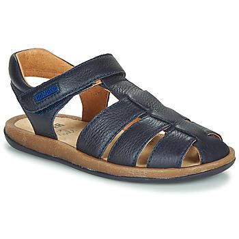 Pantofi Copii Sandale  Camper BICHO Albastru / Bleumarin