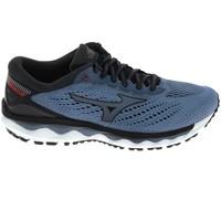 Pantofi Bărbați Trail și running Mizuno Wave Sky 3 Stone Bleu albastru