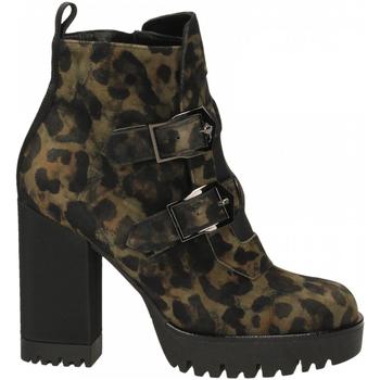Pantofi Femei Pantofi Derby Jeannot SCARPE D nero