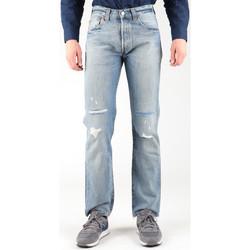 Îmbracaminte Bărbați Jeans drepti Levi's Levis 501-0605 blue