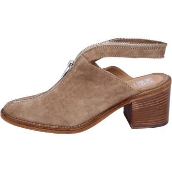 Pantofi Femei Saboti Moma BR994 Bej