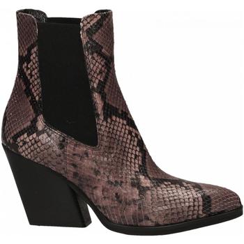 Pantofi Femei Pantofi cu toc Mivida PITONE 1009