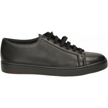 Pantofi Bărbați Sneakers Santoni TENNIS 6F+T.LIS+INF. ADRYNE n01-nero