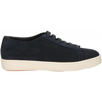 Pantofi Bărbați Sneakers Santoni TENNIS 6F+T.LIS+INF. DEDEU u55-blu
