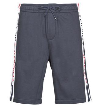 Îmbracaminte Bărbați Pantaloni scurti și Bermuda Tommy Jeans TJM BRANDED TAPE SHORT Bleumarin