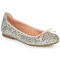 Pantofi Fete Balerin și Balerini cu curea Acebo's 9807LU-RAME Multicolor
