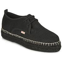 Pantofi Femei Espadrile Pare Gabia EBY Negru
