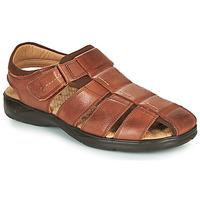 Pantofi Bărbați Sandale  Fluchos DOZER Maro