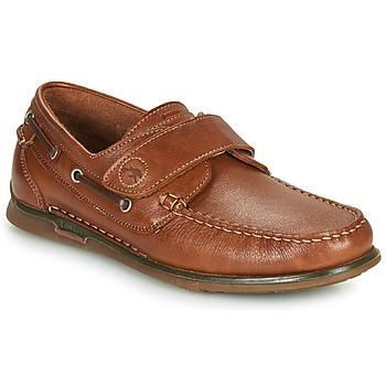 Pantofi Bărbați Pantofi barcă Fluchos POSEIDON Maro