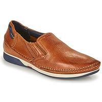 Pantofi Bărbați Pantofi Slip on Fluchos JAMES Maro / Albastru