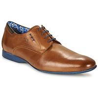 Pantofi Bărbați Pantofi Derby Fluchos VESUBIO Maro / Albastru