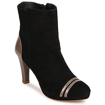 Pantofi Femei Botine C.Petula KIMBER Negru