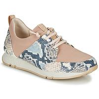 Pantofi Femei Pantofi sport Casual Hispanitas KIOTO Bej / Albastru