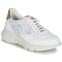 Pantofi Femei Pantofi sport Casual Hispanitas CUZCO Alb / Auriu / Roz