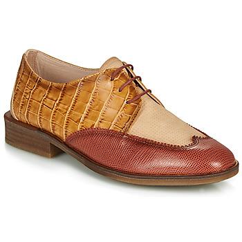 Pantofi Femei Pantofi Derby Hispanitas LONDRES Maro