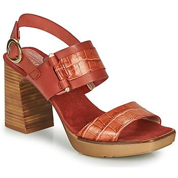 Pantofi Femei Sandale  Hispanitas PETRA Maro
