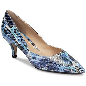 Pantofi Femei Pantofi cu toc Perlato MOLI Albastru