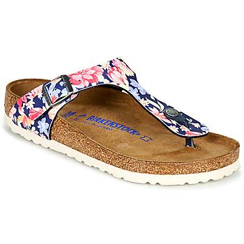 Pantofi Femei  Flip-Flops Birkenstock GIZEH SFB  multicolor