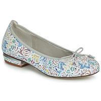 Pantofi Femei Balerin și Balerini cu curea Dorking IREM Multicolor