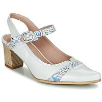 Pantofi Femei Pantofi cu toc Dorking LEA Alb