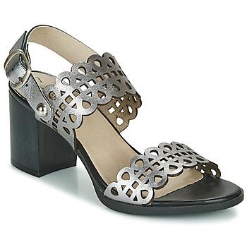 Pantofi Femei Sandale  Dorking NORQUI Argintiu