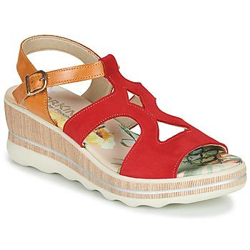 Pantofi Femei Sandale  Dorking YAP Roșu