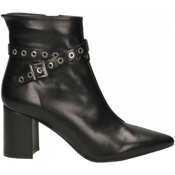 Pantofi Femei Botine Carmens Padova STEPHIE ROCK Tymus 19I nero