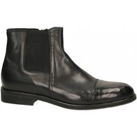 Pantofi Bărbați Pantofi Derby Exton SOFT nero