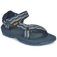 Pantofi Băieți Sandale  Teva HURRICANE XLT2 Albastru / Albastru