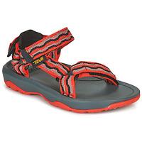 Pantofi Fete Sandale  Teva HURRICANE XLT2 Roșu / Negru