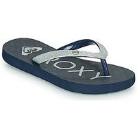 Pantofi Fete  Flip-Flops Roxy VIVA GLTR III Albastru