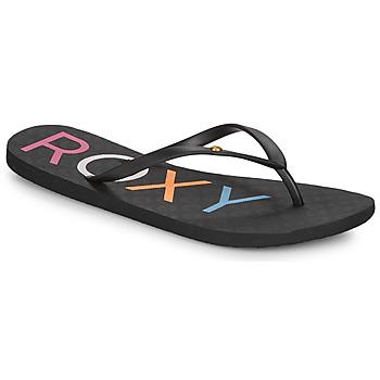 Pantofi Femei  Flip-Flops Roxy SANDY III Negru