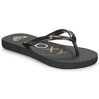 Pantofi Fete  Flip-Flops Roxy SANDY III Negru