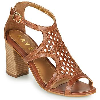 Pantofi Femei Sandale  Ravel COREEN Camel