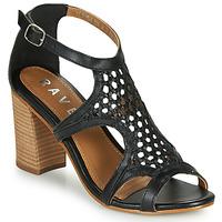Pantofi Femei Sandale  Ravel COREEN Negru