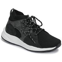 Pantofi Bărbați Drumetie și trekking Columbia SH/FT OUTDRY MID Negru