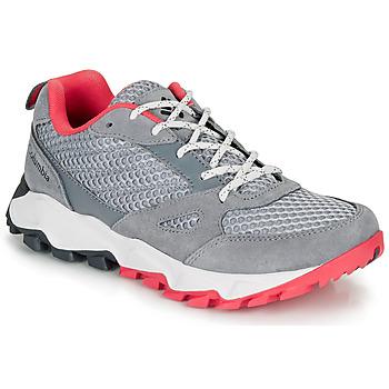 Pantofi Femei Pantofi sport Casual Columbia IVO TRAIL BREEZE Gri / Somon