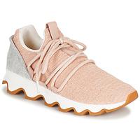 Pantofi Femei Pantofi sport Casual Sorel KINETIC LACE Roz