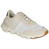 Pantofi Femei Pantofi sport Casual Sorel KINETIC LITE LACE Alb