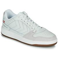 Pantofi Bărbați Pantofi sport Casual Hummel ST. POWER PLAY Alb