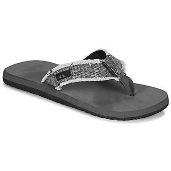 Pantofi Bărbați  Flip-Flops Quiksilver MONKEY ABYSS Gri