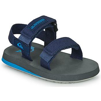 Pantofi Copii Sandale  Quiksilver MONKEY CAGED TODDLER Albastru