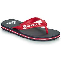Pantofi Copii  Flip-Flops Quiksilver MOLOKAI YOUTH Albastru / Roșu