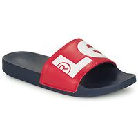 Pantofi Bărbați Șlapi Levi's JUNE L Albastru / Roșu