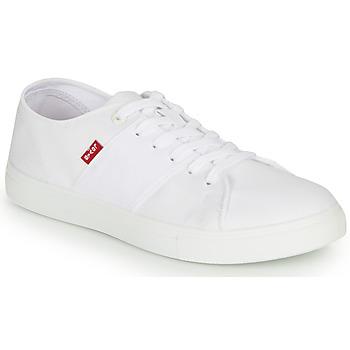 Pantofi Bărbați Pantofi sport Casual Levi's PILLSBURY Alb