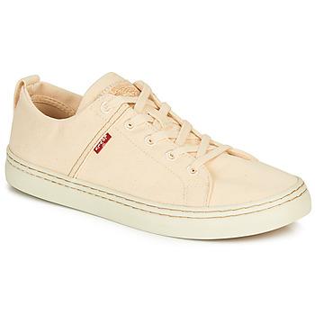 Pantofi Bărbați Pantofi sport Casual Levi's SHERWOOD LOW Bej