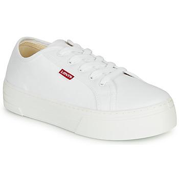 Pantofi Femei Pantofi sport Casual Levi's TIJUANA Alb