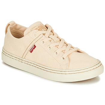 Pantofi Femei Pantofi sport Casual Levi's SHERWOOD S LOW Bej